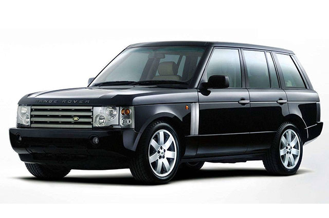 Range Rover Vogue V8 2002+